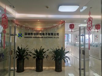 Cina Shenzhen Hua Xuan Yang Electronics Co.,Ltd